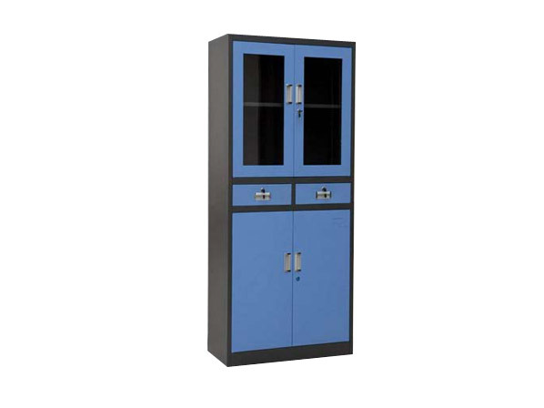 Steel File Cabinet with Drawer