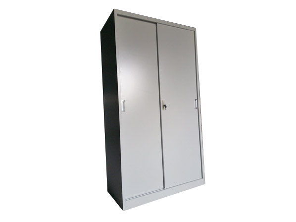Steel Sliding Door File Cabinet