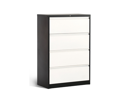 Lateral 4 Drawer Filing Cabinet