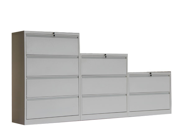 Lateral 2 3 4 Drawer Filing Cabinet