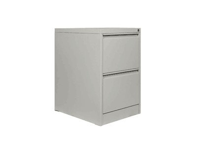 Vertical 2 Drawer Filing Cabinet
