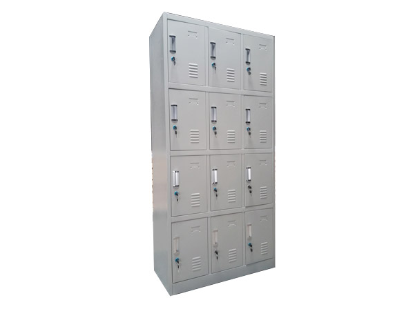 12 Door Steel Locker