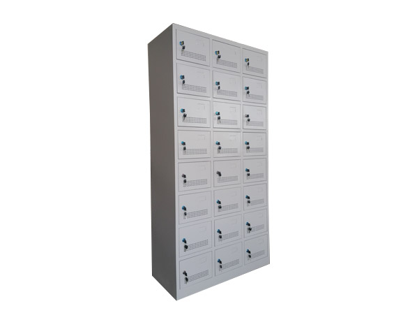 24 Door Steel Locker