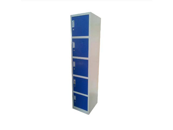 5 Door Steel Locker