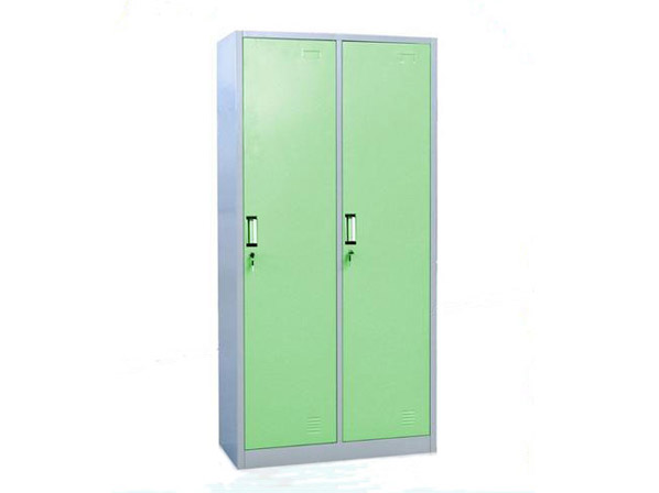 2 Door Steel Wardrobe