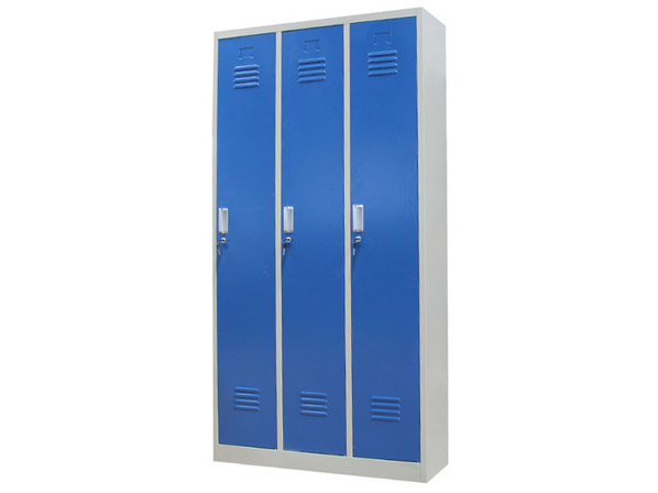 3 Door Staff Metal Locker