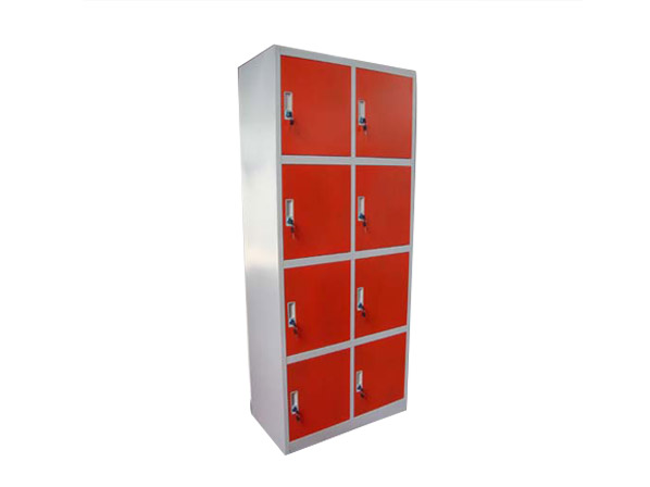 8 Door Metal Locker