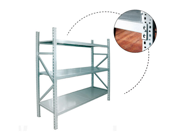 High Quality Medium Duty Metal Rack